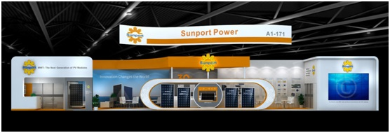 Sunport Power awaits you at Intersolar Europe 2019