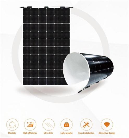 MWT solar cells factory