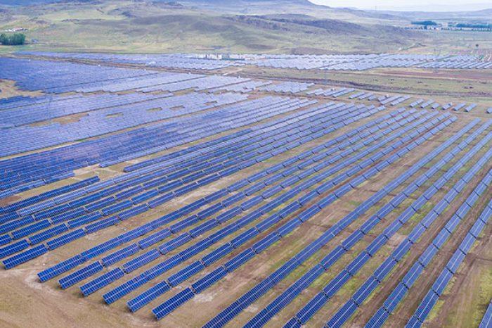 Photovoltaic Power Plant in Ulanchapu,Inner Mongolia