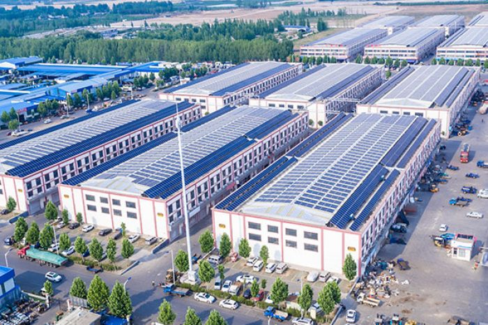 Photovoltaic Power Plant in Linyi,Shandong