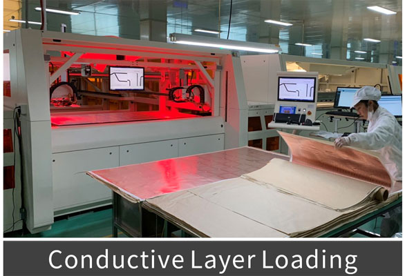 Conductive Layer Loading