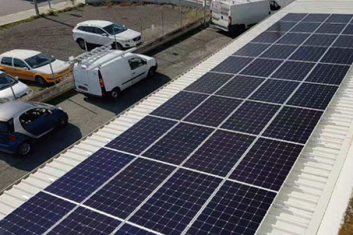 Capacity: 36 kW Place: Cyprus On-grid time: March. 2020
