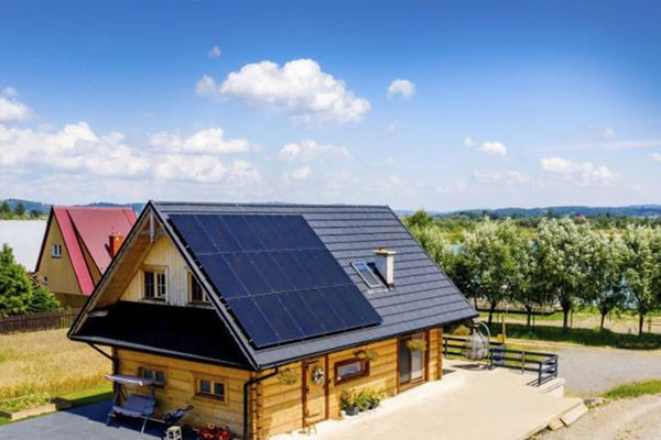 Capacity: 5.8 kW Place: Poland Module Type: All Black Module