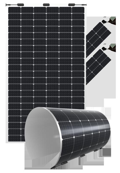 S-FLEX—Flexible Solar Module