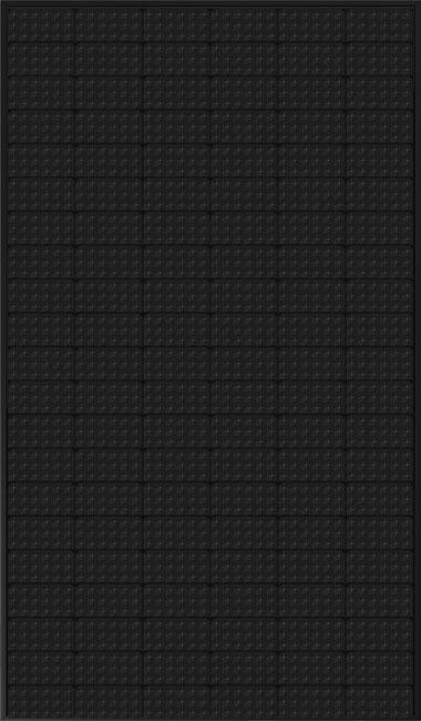 NHEH 355-375W MWT All Black Module Mono Half-cut 63 Cells