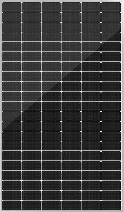 NHEH 360-380W MWT Module Mono Half-cut 63 Cells