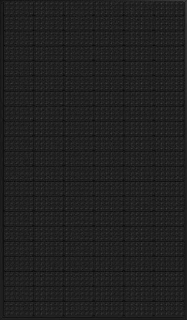 QHEH 365-385W MWT All Black Module Mono Half-cut 63 Cells