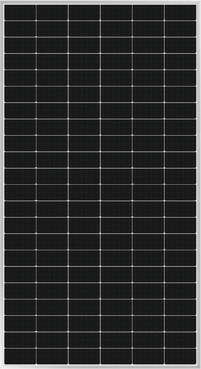 MWT Module Mono Half-cut 63 Cells